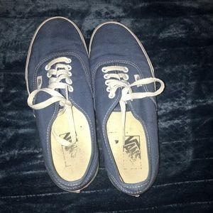 Vans shoes!